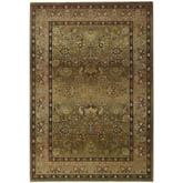 Oriental Weavers Generations 3434J Beige and Green